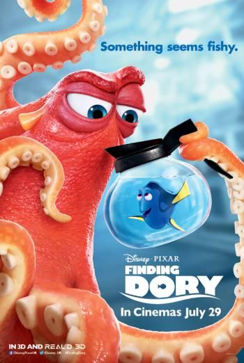 دانلود فیلم Finding Dory 2016