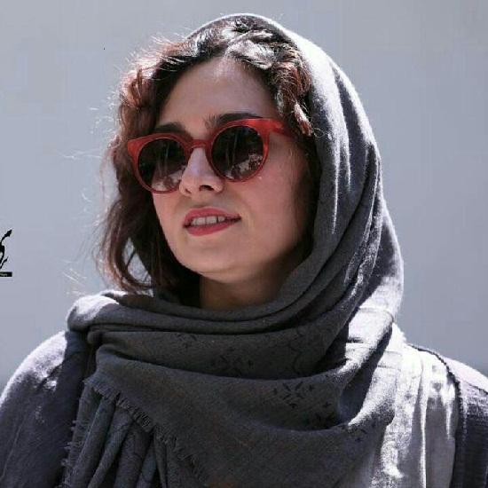 عکسهای پگاه آهنگرانی در مراسم رونمایی و اکران فیلم تیک آف