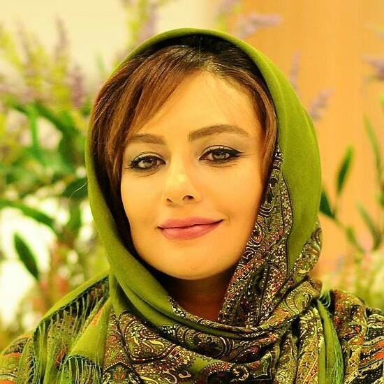 عکسهای یکتا ناصر در اکران فیلم آشوب در پردیس ارگ تجریش