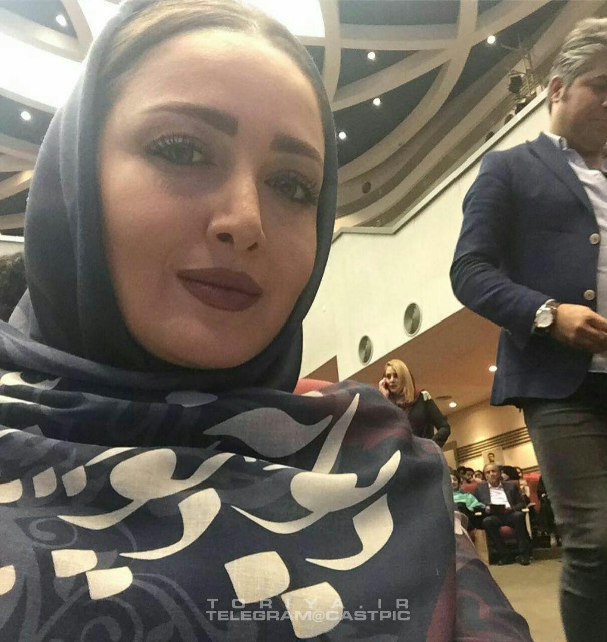 عکسهای شیلا خداداد در جشن حافظ 96