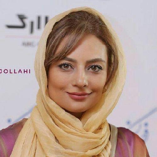 عکسهای یکتا ناصر در اکران فیلم فصل نرگس