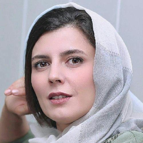 عکسهای لیلا حاتمی در اکران فیلم رگ خواب در حمایت از یوز پلنگ ایرانی