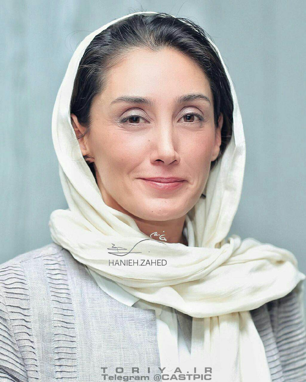 هدیه تهرانی در اکران فیلم رگ خواب