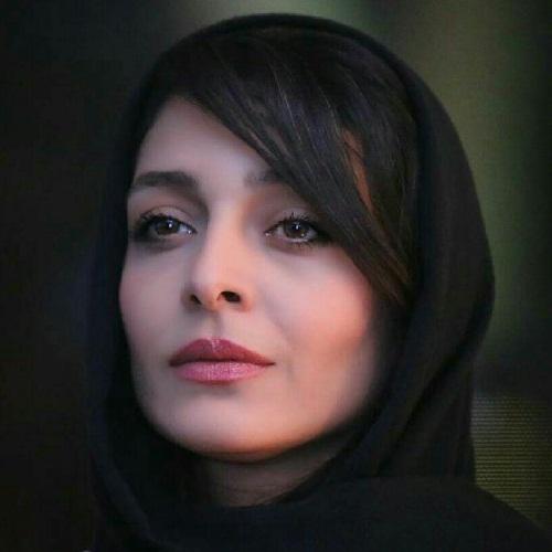 عکسهای ساره بیات در اکران خصوصی فیلم زرد