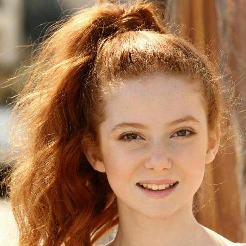 عکسهای فرانسسکا کاپالدی ( Francesca capaldi ) هنرپیشه جوان آمریکایی