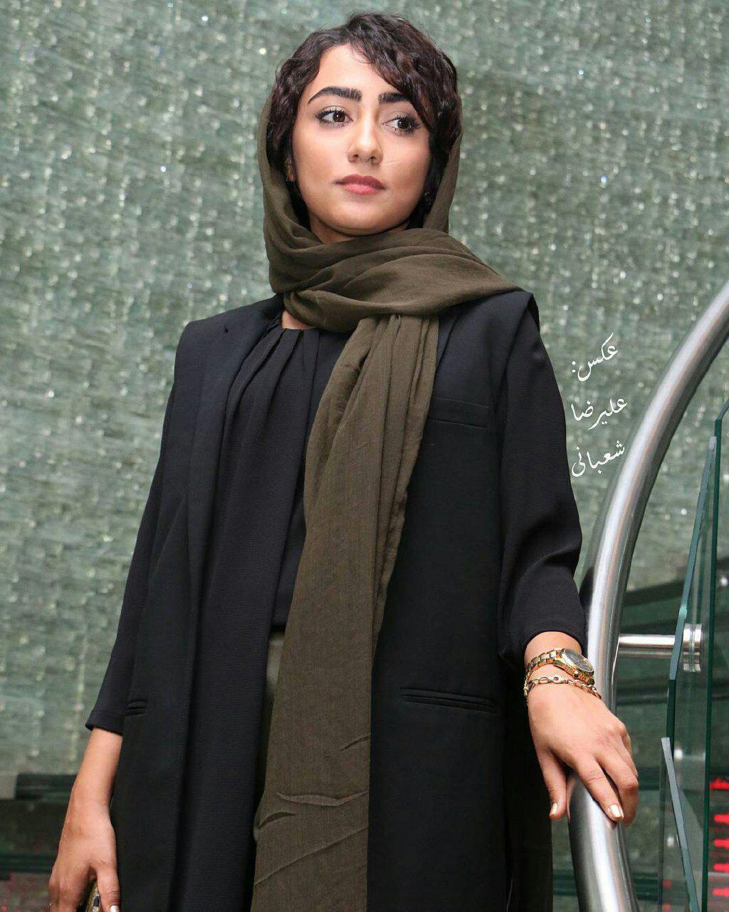 عکسهای یاسمن معاوی در اکران خصوصی فیلم غیرمجاز