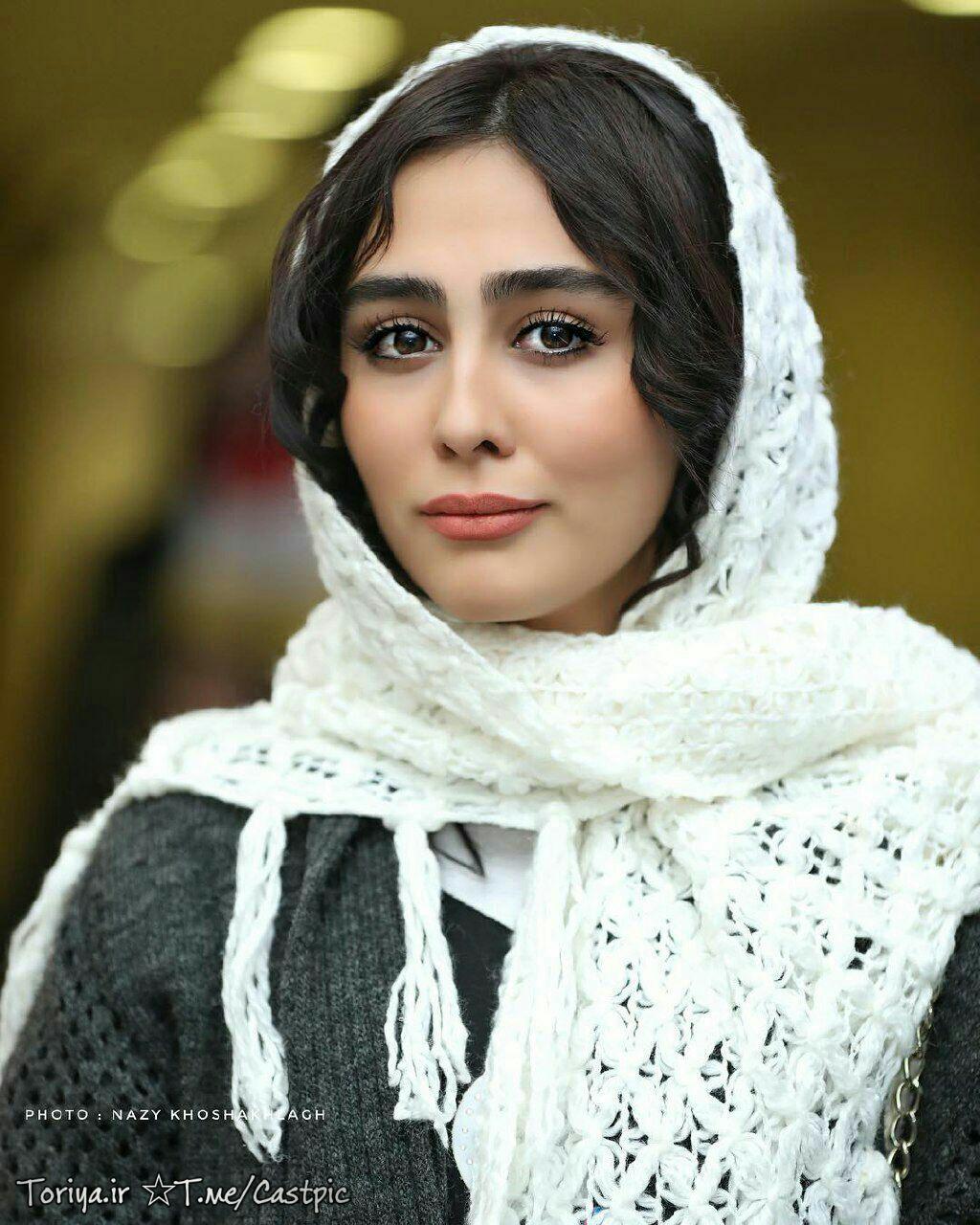 عکسهای ستاره حسینی در اکران خصوصی فیلم وقتی برگشتم