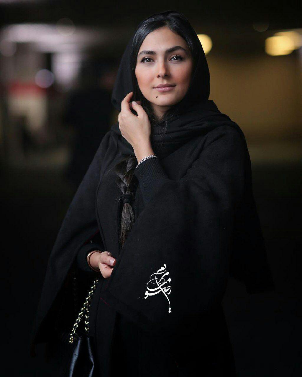 عکسهای هدی زین العابدین در اکران خصوصی فیلم پل خواب