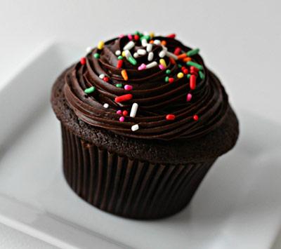 طرز تهیه کاپ کیک دبل چاکلت