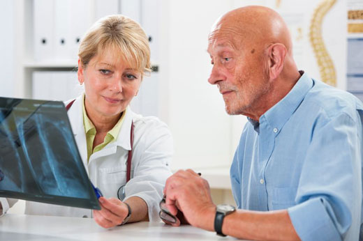 بیماری پوکی استخوان در مردان