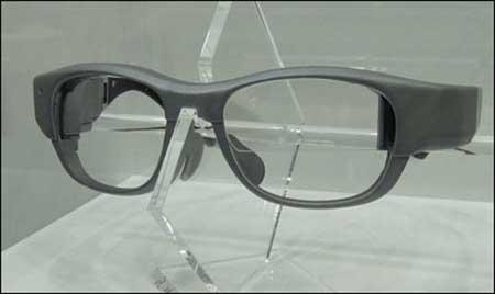 کنترل لوازم خانگی با عینک هوشمند