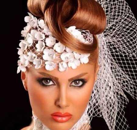 میکاپ،جدیدترین مدل آرایش صورت