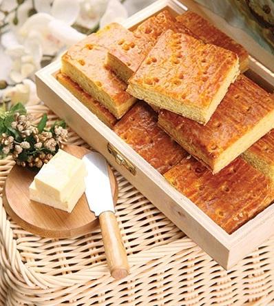 طرز تهیه شیرینی گاتا