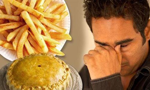 این مواد غذایی افسرده تان می کنند