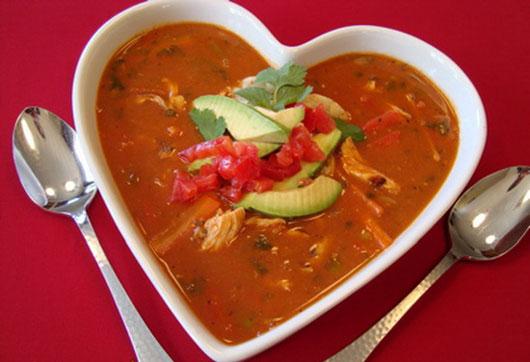 سوپ گیاهی ساده مخصوص سرما خوردگی