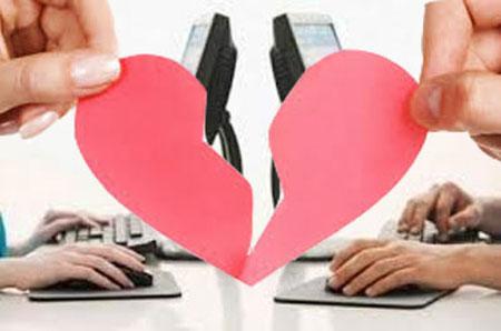 جلوگیری از خیانت در روابط مجازی