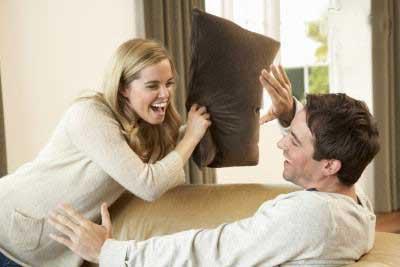 پوست کنده با همسرتان حرف بزنید