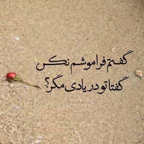شعرگرافی و عکس نوشته 8 آبان