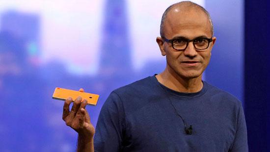 آیا مایکروسافت در پی توسعه موبایل های اندرویدییست؟