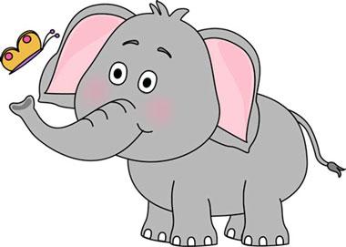 فیل ها در خواب علی کوچولو
