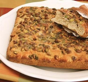طرز تهیه نان پسته زنجبیلی