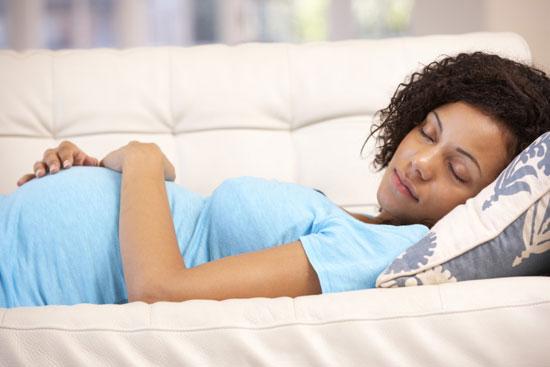 استراحت مطلق در بارداری ممنوع!