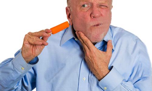 مبارزه با حساسیت دندان ها