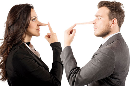 همسر دروغگو را درمان كنید