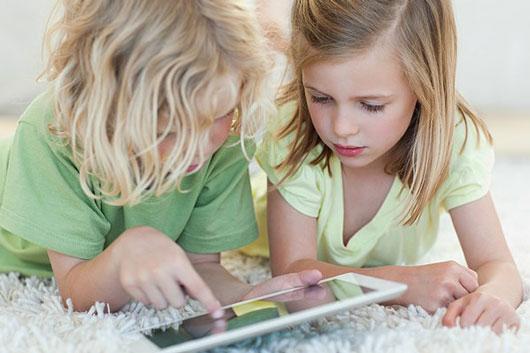 پیامدهای گوشی بازی به جای بازیگوشی