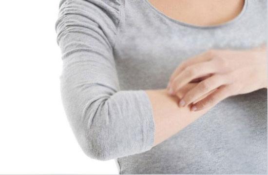علل و درمان خارش بازوها