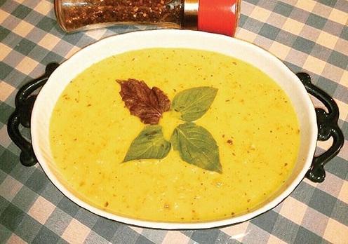 طرز تهیه سوپ کشک