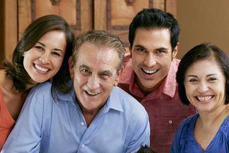 پای خانواده ها را در اختلافات خود وارد نکنید