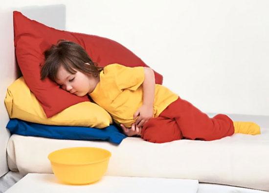 شناسایی علائم آپاندیس در کودکان